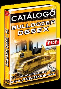 Descargar Catálogo Bulldozer D65EX/PX - 15 Komatsu