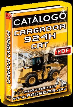 Descargar Catálogo Cargador de Ruedas 924H Caterpillar