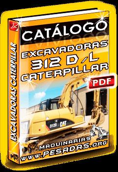 Descargar Catálogo Excavadora Hidráulica 312D L Caterpillar