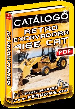 Descargar Catálogo Retroexcavadora 416E Caterpillar