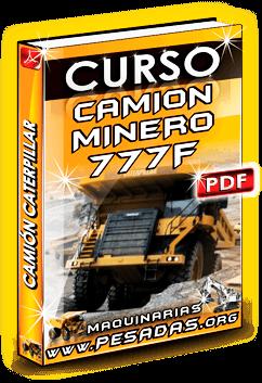 Descargar Curso de Camión Minero 777F Caterpillar