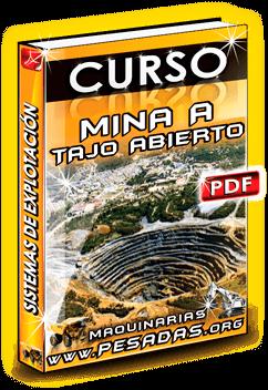 Descargar Curso Sistemas de Explotación Minería a Tajo Abierto