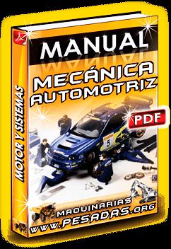 Descargar Manual de Mecánica Automotriz Motores y Sistemas