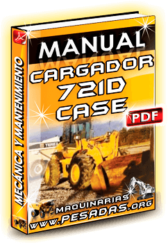 Descargar Manual de Cargador Frontal 721D Case