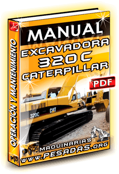 Ver Manual de Excavadora 320C Caterpillar