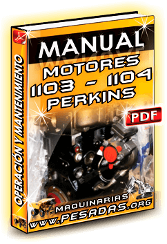 Descargar Manual de Motores 1103 1104 Perkins
