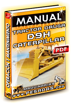 Descargar Manual de Tractor Oruga D9H Caterpillar