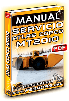 Descargar Manual de Servicio Scooptram MT2010 - Atlas Copco Mine Truck