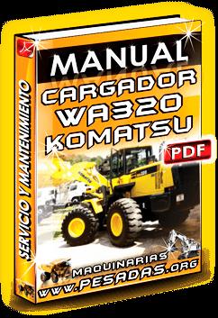 Descargar Manual de Cargador Frontal WA320 Komatsu