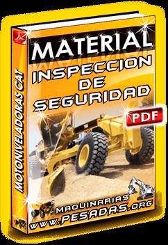 Descargar Material de Inspección de Seguridad Motoniveladora