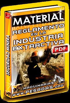 Descargar Material Reglamento Seguridad Minera