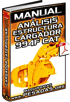 Ver Manual de Estructura del Cargador Frontal 994F Caterpillar