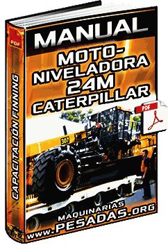 Ver Manual de Motoniveladora 24M Caterpillar
