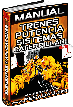 Ver Manual de Trenes de Potencia Caterpillar