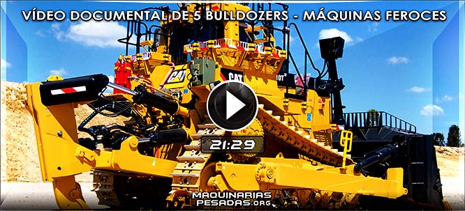 Video de Bulldozers en Máquinas Feroces