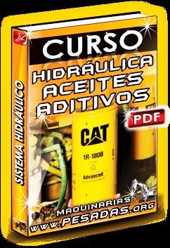 Tipo de aceite hidráulico para excavadora