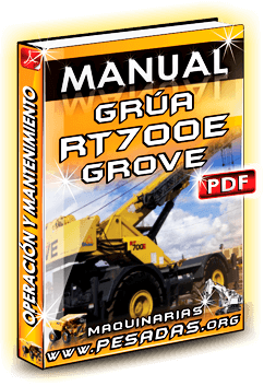 Descargar Manual de Grúa RT700 Grove