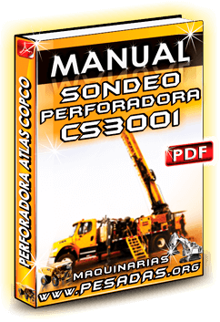 Descargar Manual de Sondeo de Perforadora CS3001