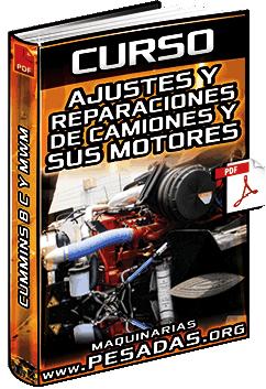 Curso: Motores Cummins, Caja de Cambios, Ejes, Embrague y Frenos - Ajustes y Reparaciones