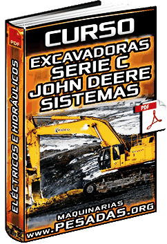 Curso de Excavadoras Serie C John Deere - Motor y Sistemas Eléctricos e Hidráulicos
