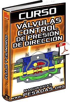 Curso: Control de Válvulas de Presión, de Dirección, de Control de Flujo y Cilindros