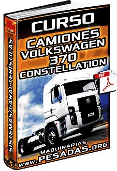 Curso de Camiones Volkswagen 370 Constellation - Sistemas y Características