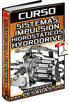 Curso: Sistemas Hidrostáticos Hydrodrive - Hidráulica, Componentes y Aplicaciones