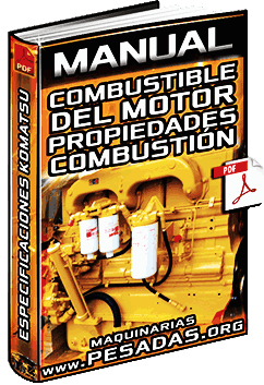 Descargar Manual de Combustible del Motor Diésel Komatsu