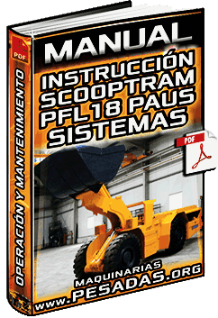 Descargar Manual de Scooptram PFL18 Paus