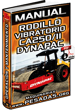 Descargar Manual de Rodillo Compactador CA250 II Dynapac