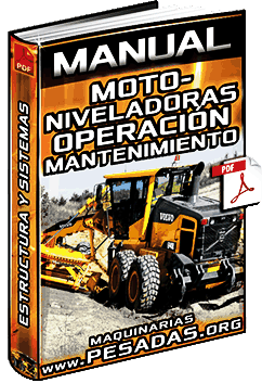 Descargar Manual de Motoniveladoras