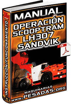 Descargar Manual de Scooptram Toro 007 Sandvik