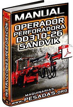 Descargar Manual de Perforadora DD310-26 Sandvik