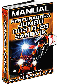 Descargar Manual de Perforadora Jumbo DD310-26 Sandvik