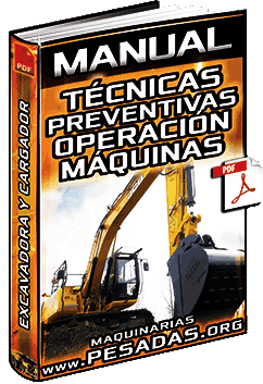 Manual de Técnicas Preventivas y de Protección para Operadores de Maquinaria