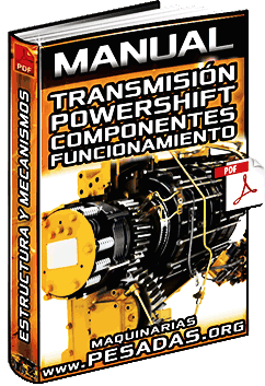 Descargar Manual de Transmisión PowerShift de Maquinaria