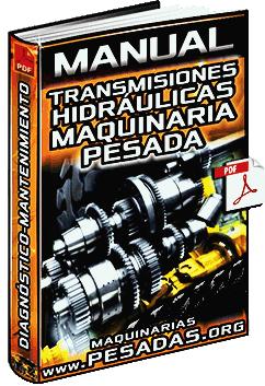 Transmisión hidráulica maquinaria pesada