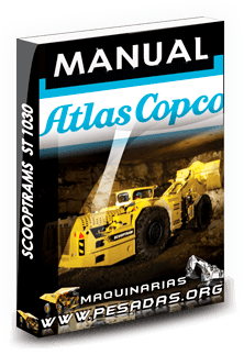 Manual Scooptrams ST 1030 Atlas Copco