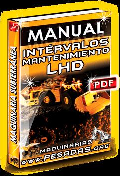 Manual de Intervalos de Mantenimiento LHD (Subterráneo)