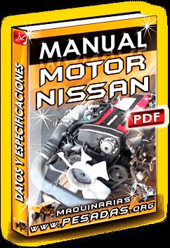 Manual Motor Nissan – Mecánica Automotriz