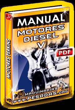 Manual de Motores Diésel Serie 4012 y 4016 Perkins