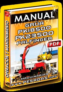 Manual de Operación y Mantenimiento Grúa PK23500 Palfinger