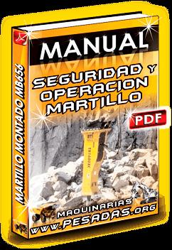 Manual de Operación y Mantenimiento al Martillo Montado MB656