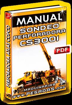 Manual de Sondeo de Perforadora CS3001 Atlas Copco