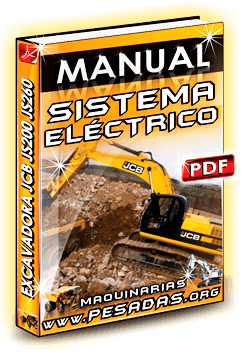 Manual Sistemas Eléctricos Excavadoras JS200 a JS260 JCB