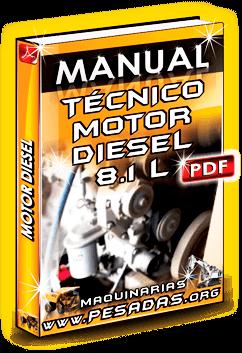 Manual Técnico de Motores Diésel de 8.1 Litros PowerTech