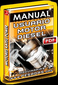 Manual del Usuario: Motores Diésel Katsu Power