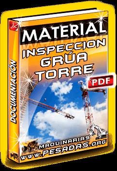 Material de Inspección de Grúas Torre