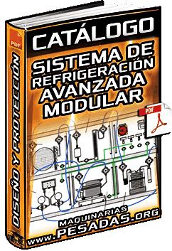 Catálogo: Sistema de Refrigeración Avanzada Modular – Diseño, Utilidad y Protección