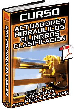 Curso: Actuadores Hidráulicos – Cilindros, Clasificación y Sistema de Amortiguación